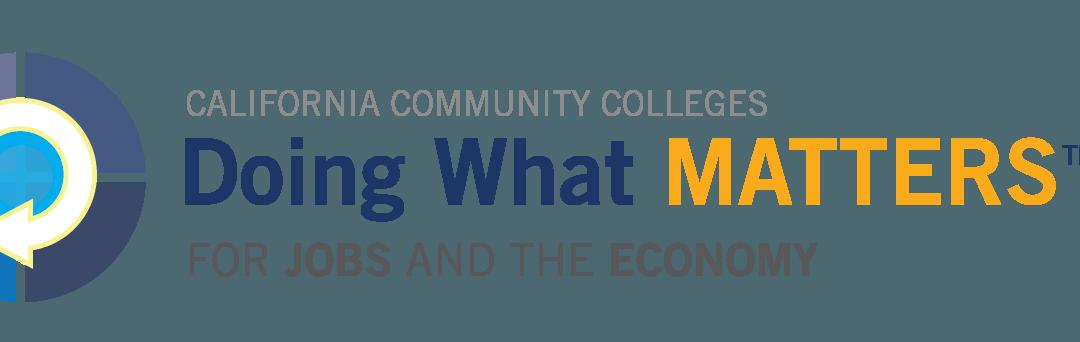 Strong Workforce Program Funding