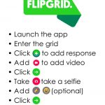 Tap image below for directions on how to use Flipgrid