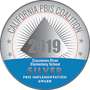 California PBIS Coalition Award