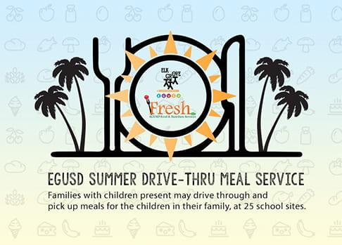EGUSD Summer Meal Program