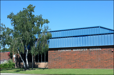 Photo of Florence Markofer Elementary School