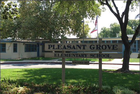 Pleasant Grove Elementary School Photo