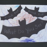 Black Bat, Black Bat, What Do You See? A book created, illustrated and read by TKs.