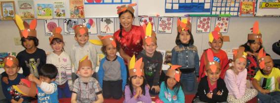 Little TK Turkeys