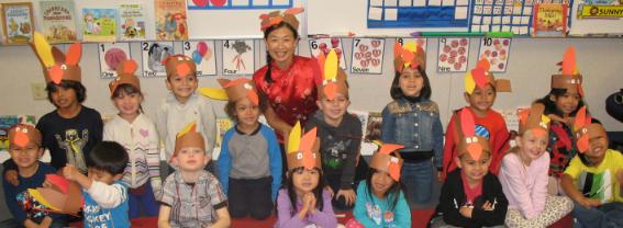 Little TK Turkeys