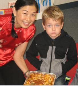 Thanksgiving Lasagna