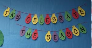 TKs celebrate the holiday season.