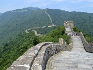 Click on this photo to be connected to Mrs. Groves' blog about her trip to China.