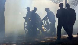 Tom Gill, Civil War Smoke, May 19, 2007
