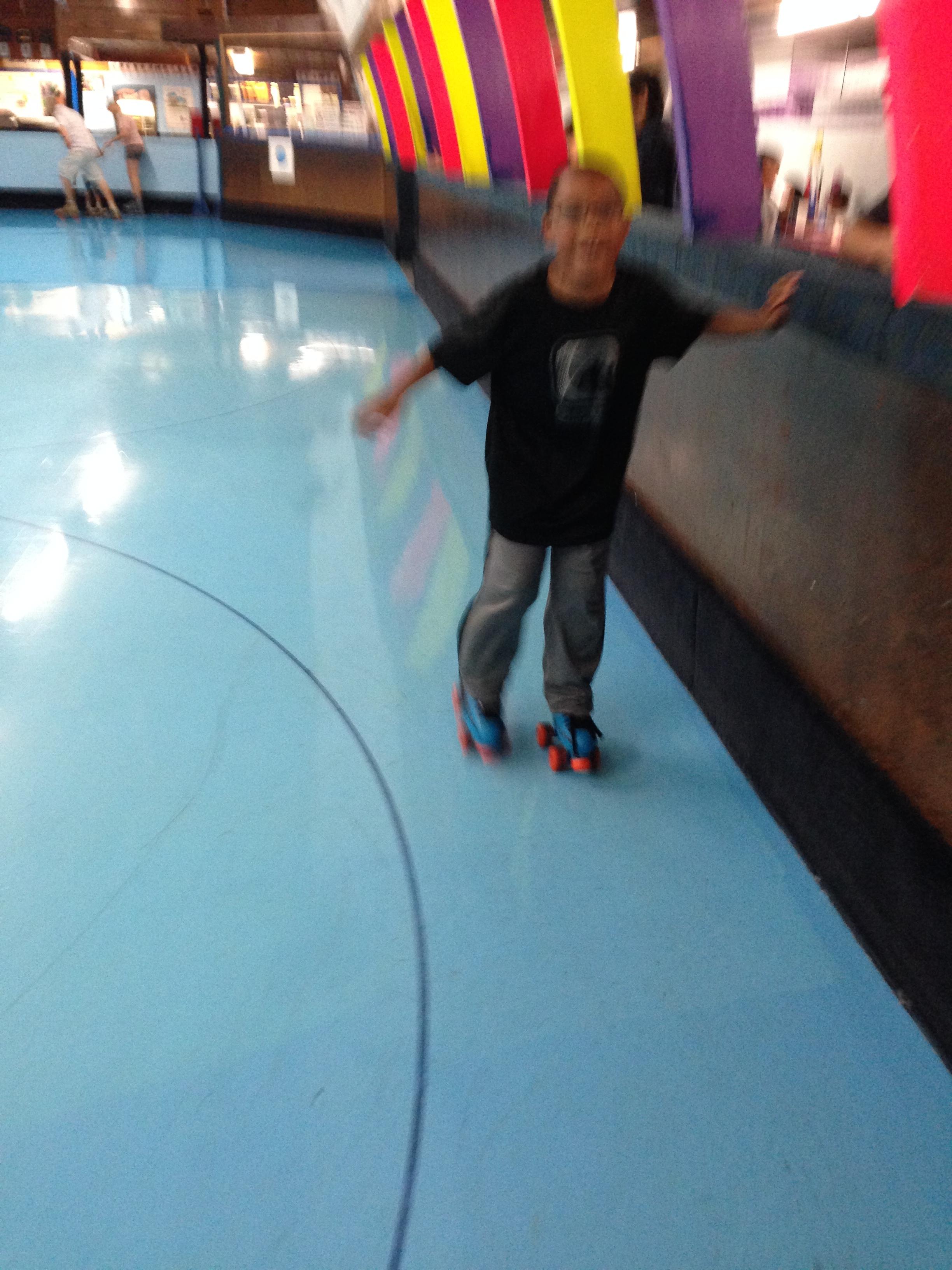 Roller skating elk grove - Img_0960