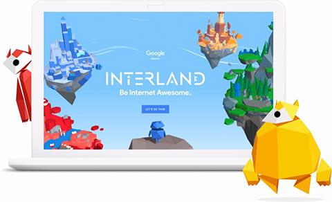 Be Internet Awesome - Interland