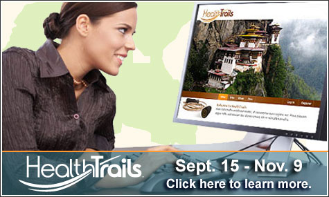 Click here to learn more about the HealthTrails