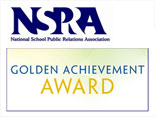 NSPRA Golden Achievement Award