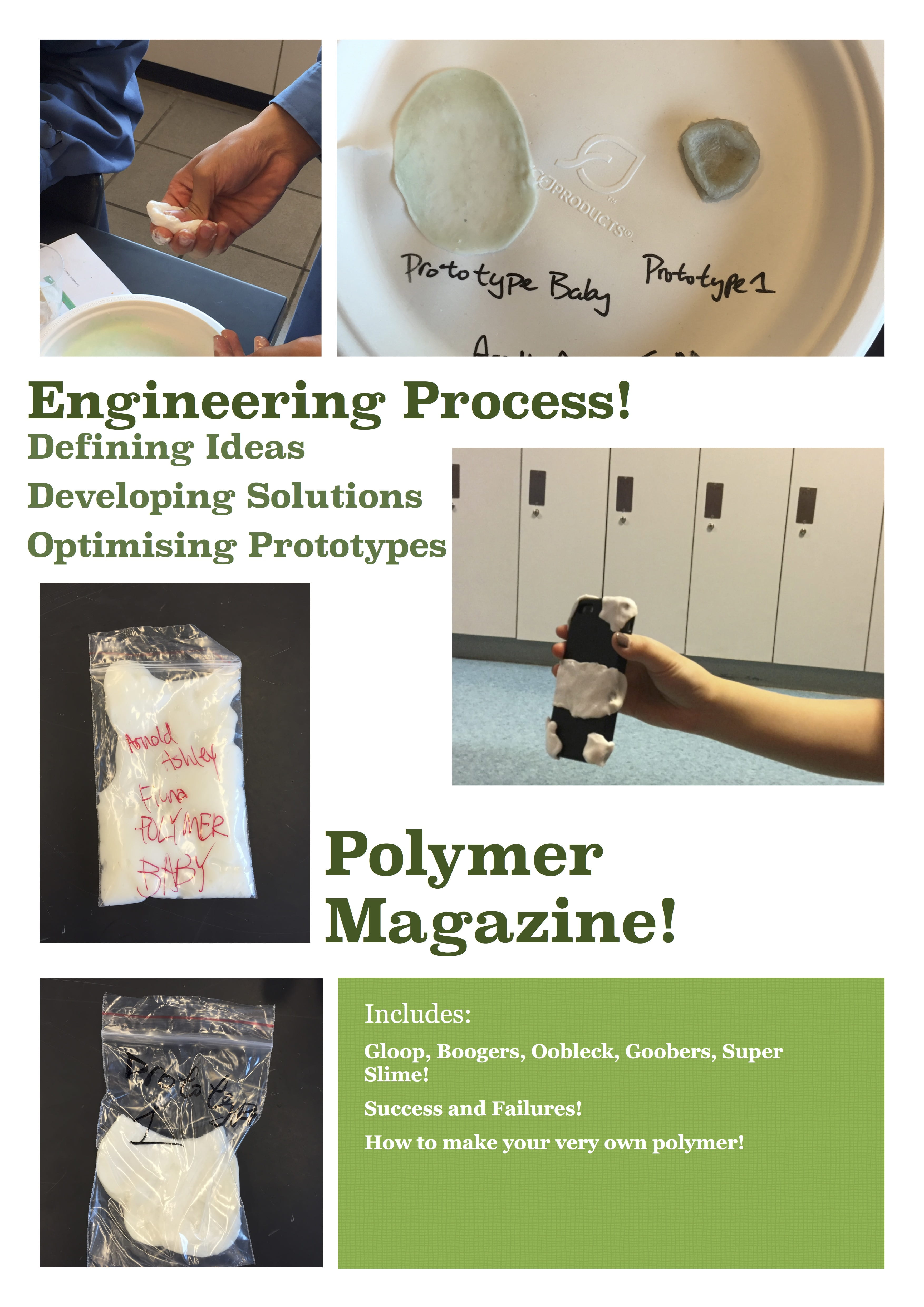 Polymer Project #4 Multimedia