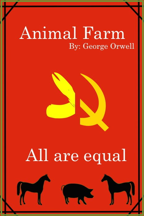 communism and animal farm Animal farm is not so much a criticism of socialism and communism as a critique of the corruption of socialist ideals in the soviet union although orwell was a lifelong socialist, he recognized that the totalitarian regime in stalinist russia was a perverse disfiguration of those ideals.