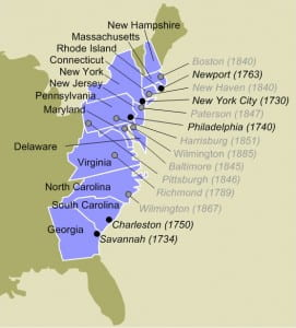 Early_Jewish_Congregations_in_the_13_Colonies