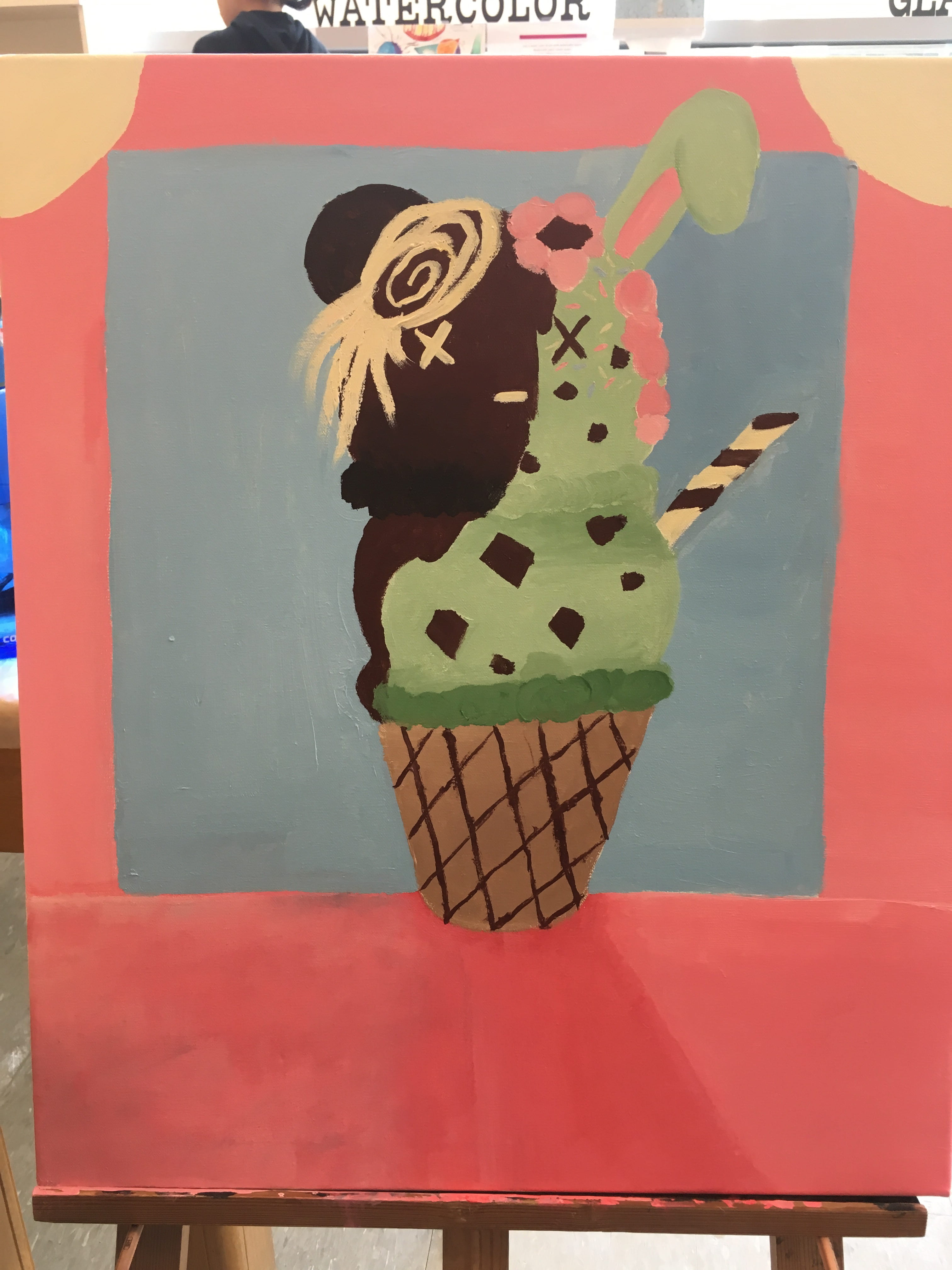 One Day 2017 Ice Cream Project