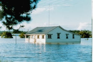 Floods in Gympie