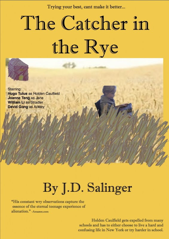 an analysis of the challenges of growing up presented in the catcher in the rye by jd salinger The catcher in the rye is j  d salinger's world-famous novel of disaffected youth holden caulfield is a seventeen- year-old dropout who has just been kicked out of his fourth school navigating his way through the challenges of growing up, holden dissects the 'phony' aspects of society, and the 'phonies' themselves: the headmaster whose.