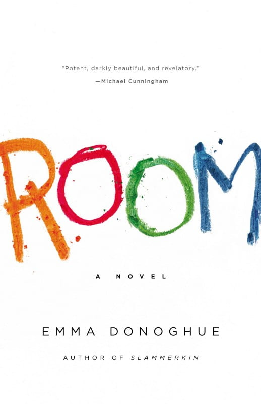 Book cover of Room