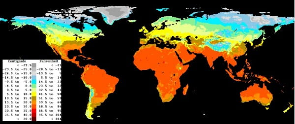 world-temperature-map