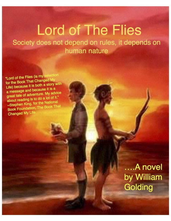 lord of the flies human behavior A summary of themes in william golding's lord of the flies learn exactly what happened in this chapter, scene, or section of lord of the flies and what it means  golding sees moral.