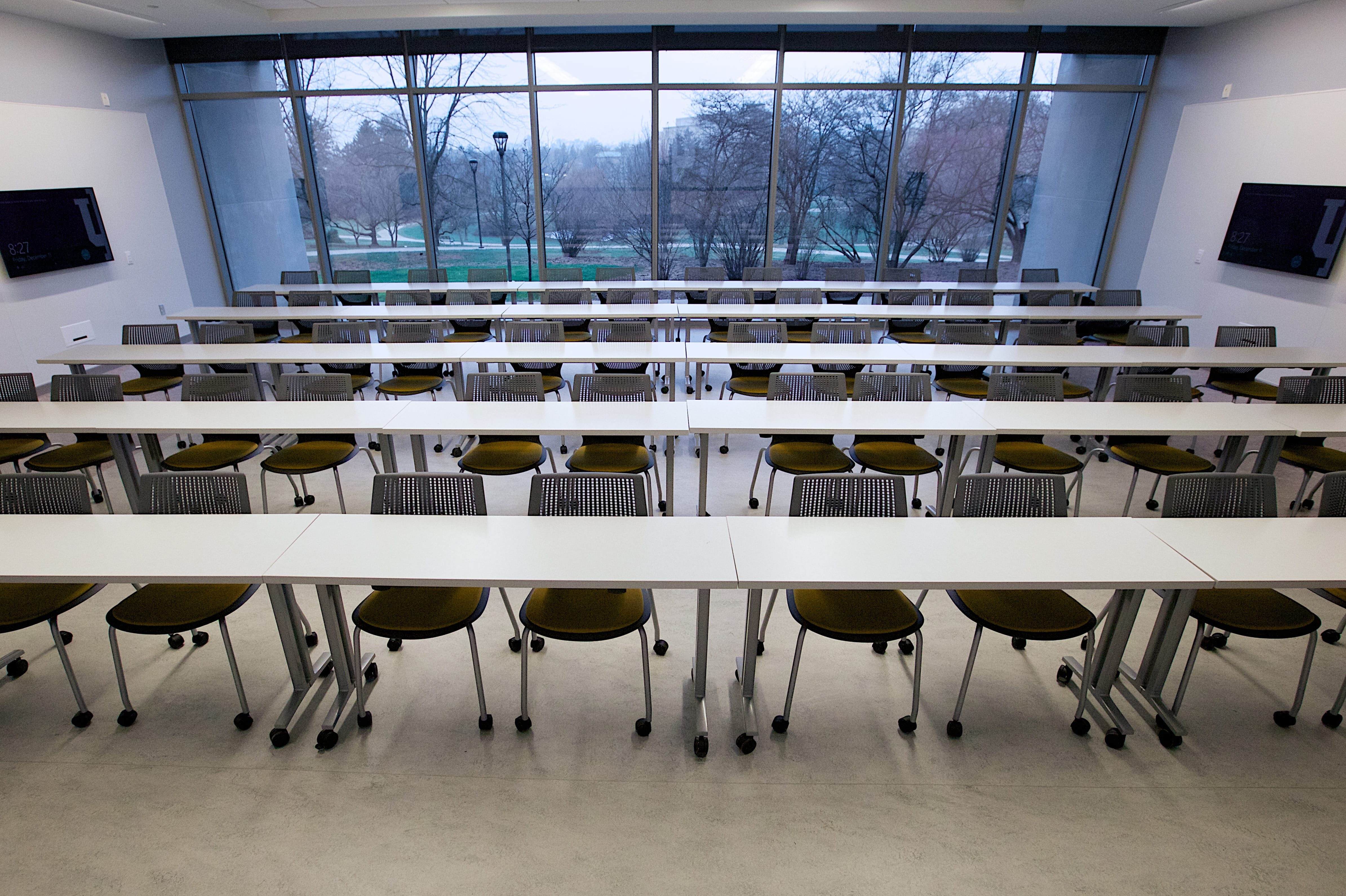 How to leverage your configurable classroom: GISB Large Classrooms