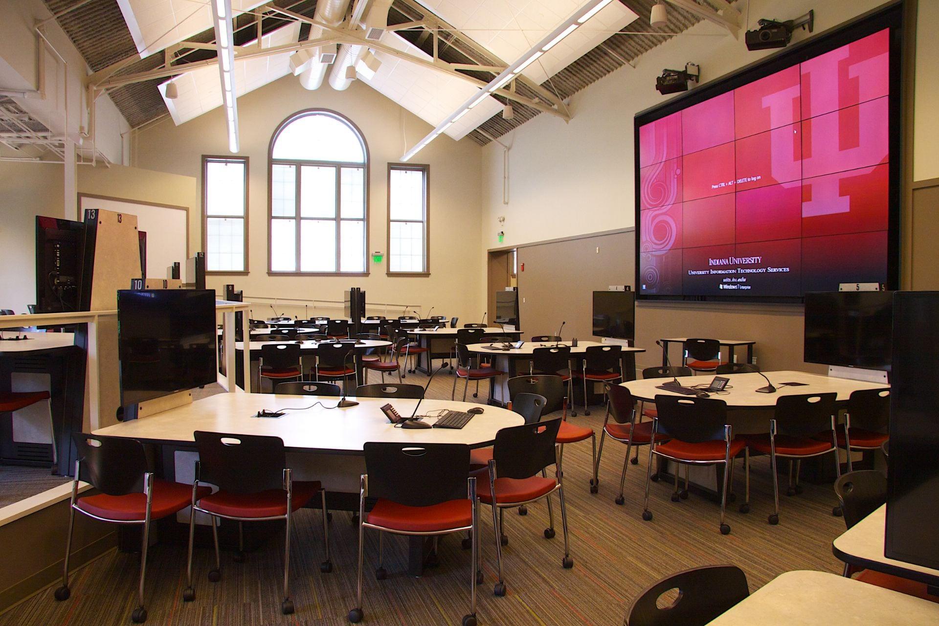 Collaborative Classroom, Student Building SB015
