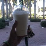 Vanilla bean frappuccino: The unofficial drink of Saturday morning GRE prep in Miami.