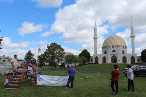 The Islamic Center of Greater Toledo (ICGT) in Perrysburg, Ohio