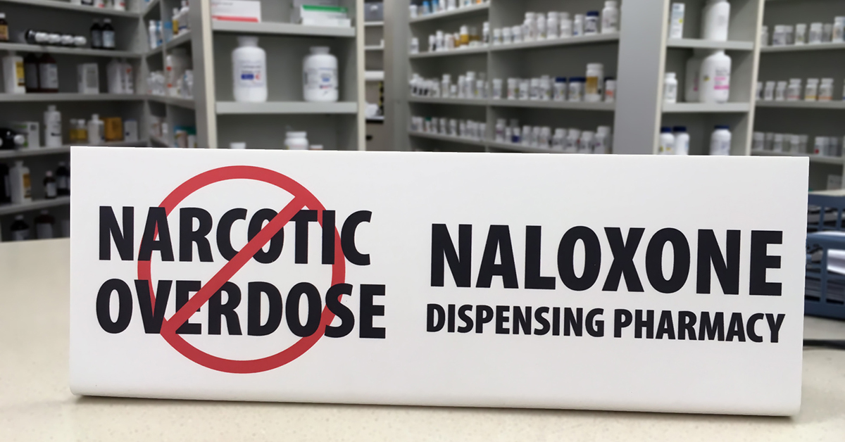 naloxone, opioid, spea iupui research