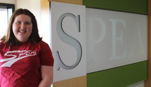 Katie Boynton, SPEA Student Success Assistant