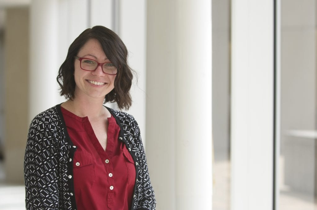 SPEA Assistant Professor Cali Curley