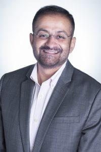 Vijay Khatri headshot