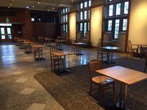 Starbucks Lounge at the IMU