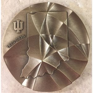 IU Bicentennial Medal