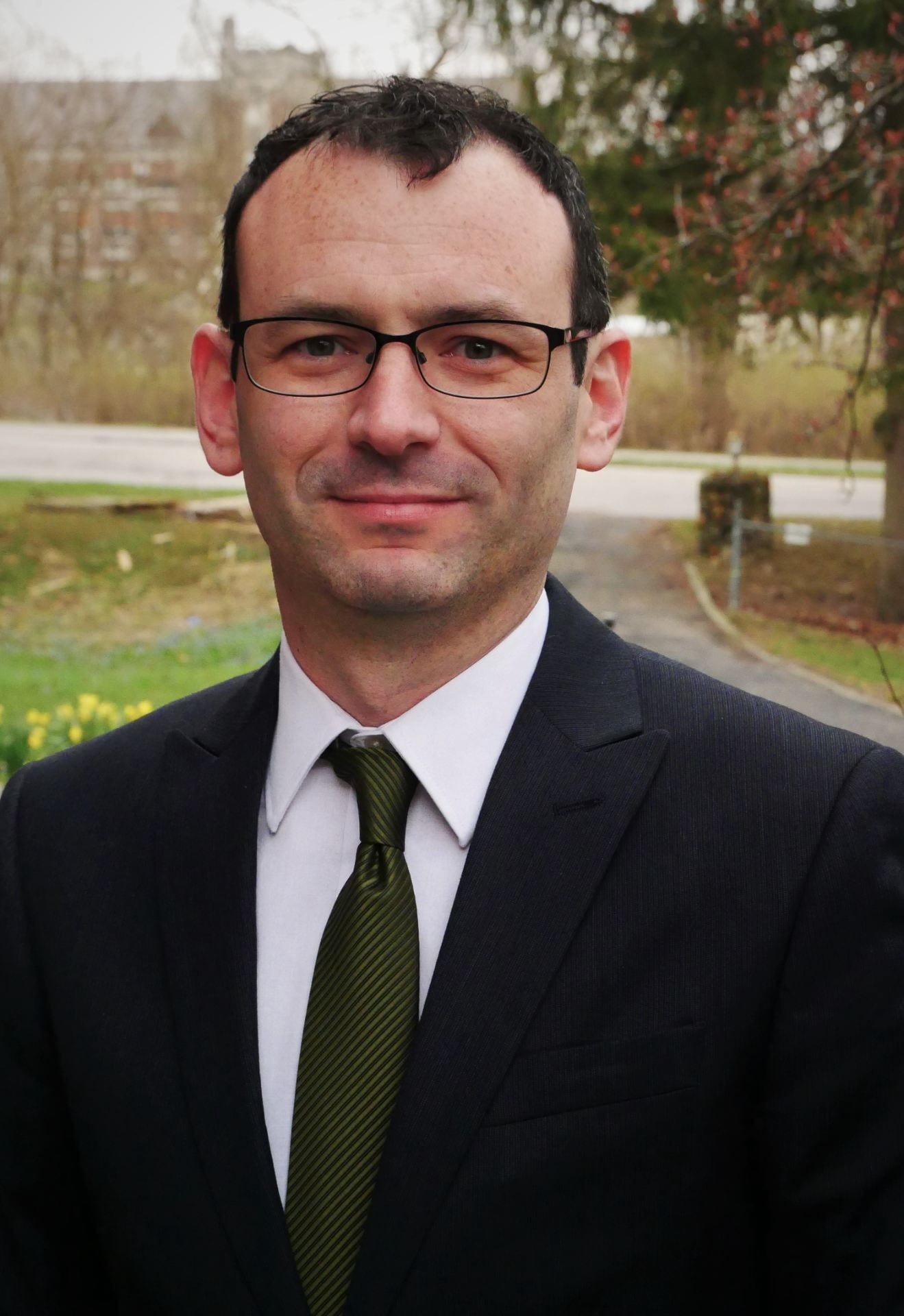 Richard Brandon-Friedman Professional Headshot