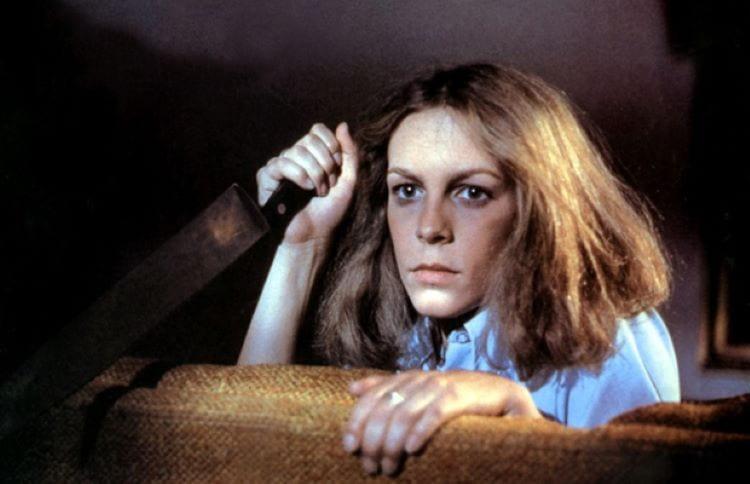 Laurie in Halloween