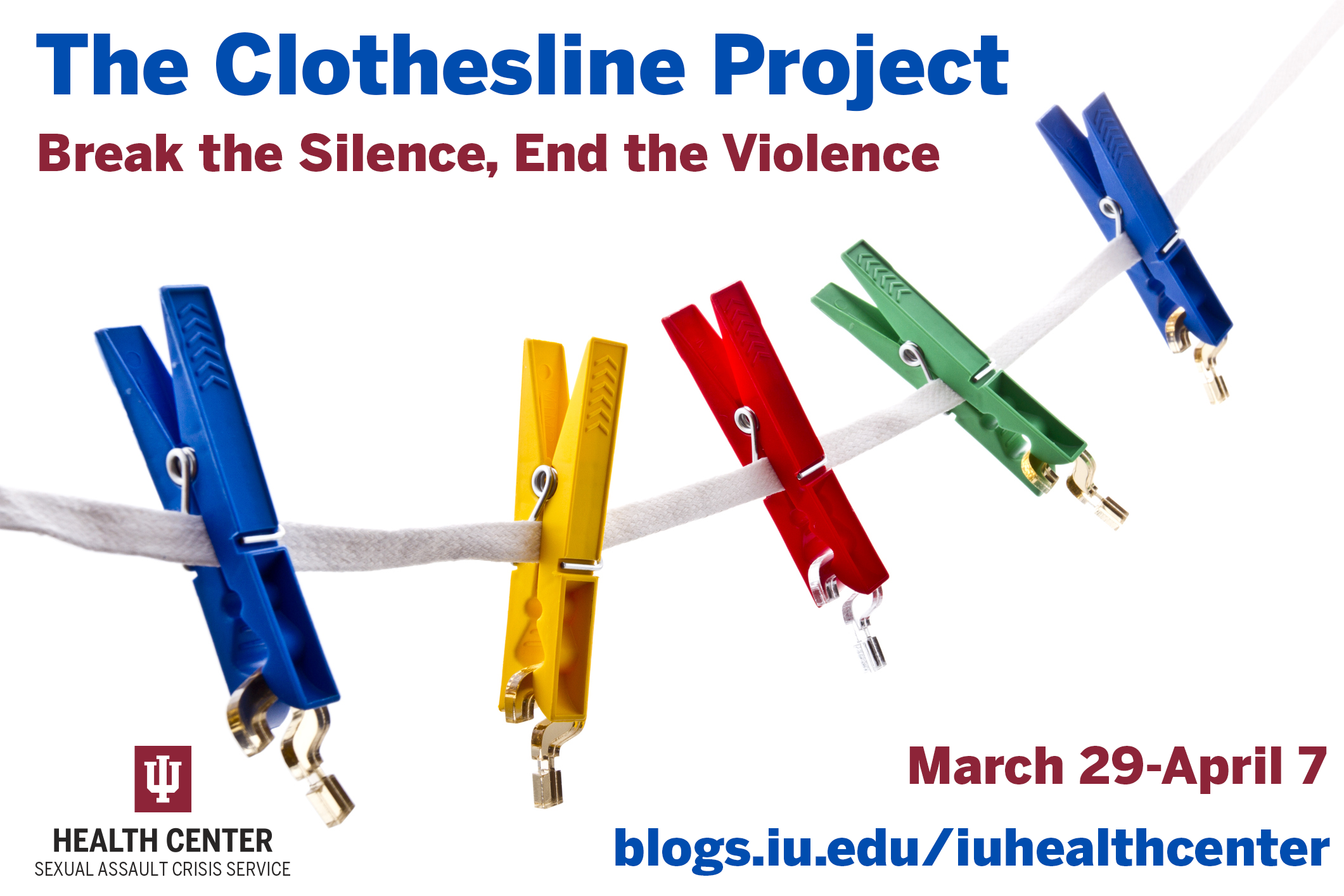 Clothesline Project Shines Light on Sexual Violence