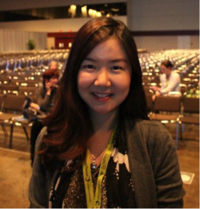 Image of eun-jin-paek, a graduate student at Indiana University.
