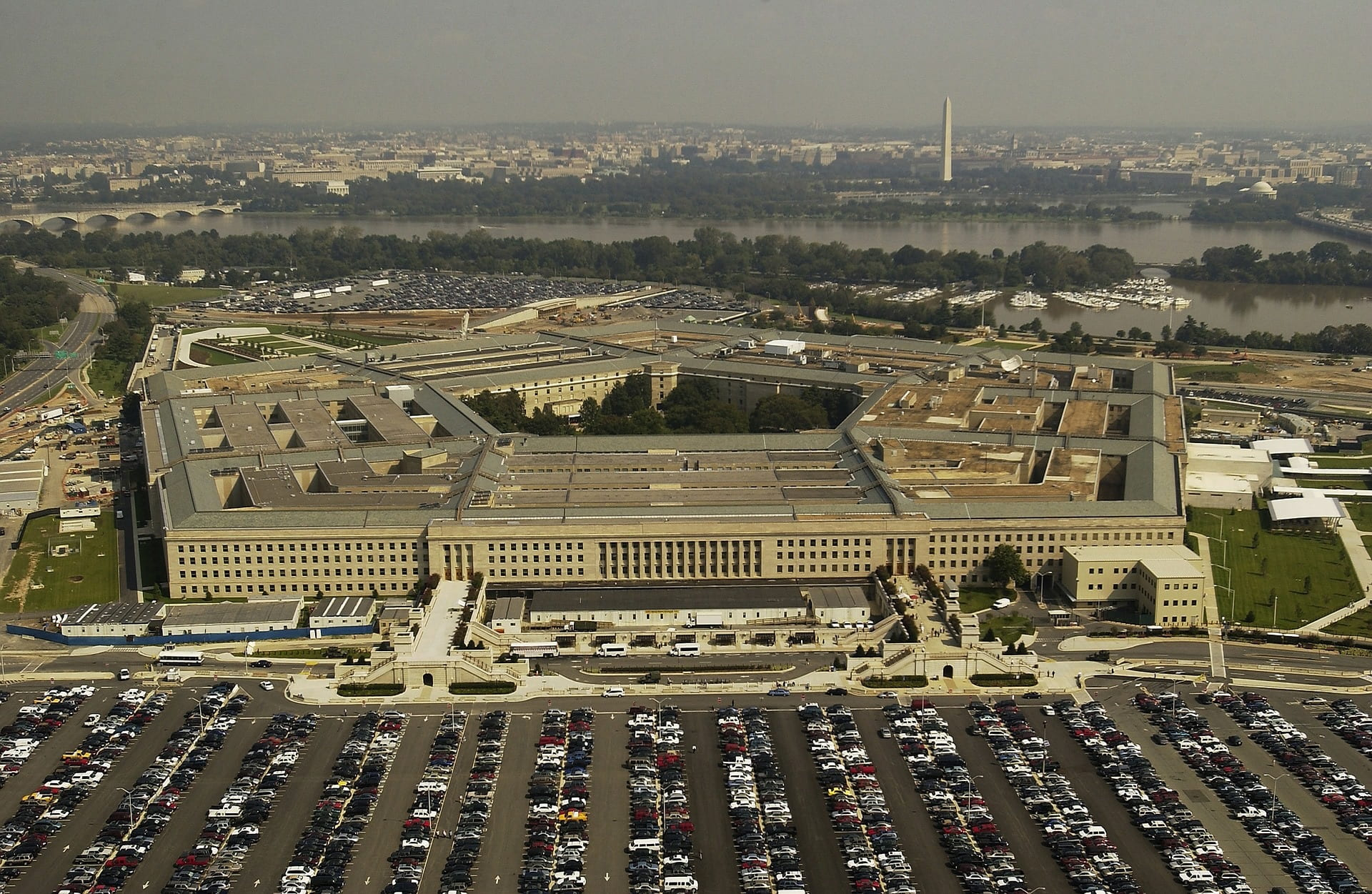 Picture of the Pentagon