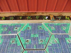 prototype solar road panels