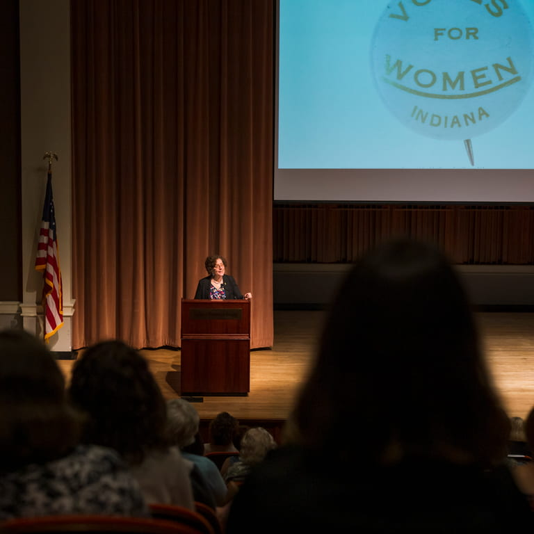 2019 Hazelett Forum features historic battle for women's right to vote