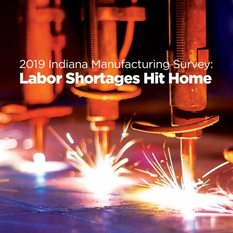 2019 Indiana Manufacturing Survey shows need for skilled workers as companies continue to automate