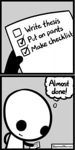 cartoon on making choices