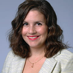 Headshot of Wendy Miller.
