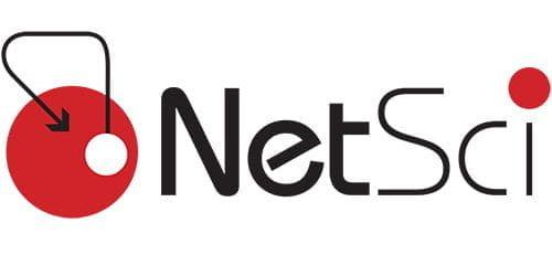 Illustration. NetSci logo.
