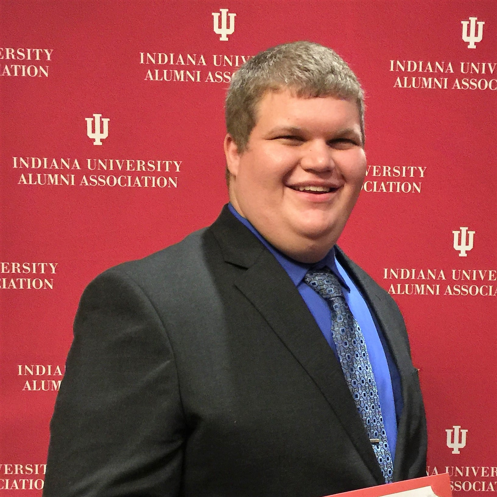 Justin Weisenbach, SPEA student chosen as IUPUI Top 100 Students