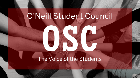 Be the voice of O'Neill students