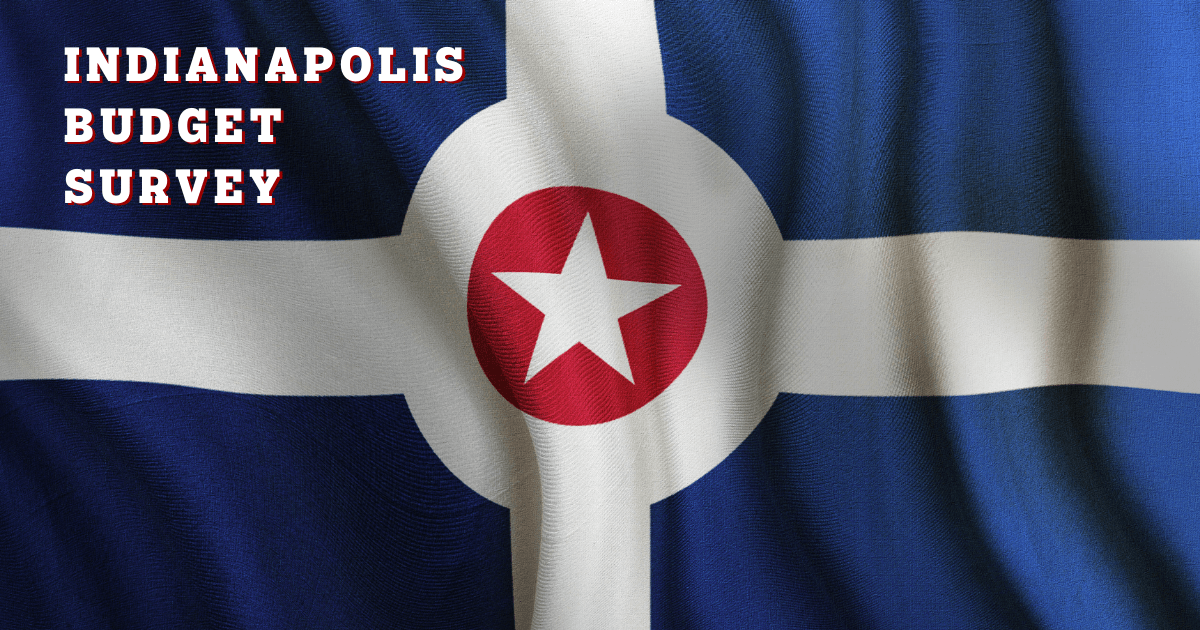 Indianapolis flag